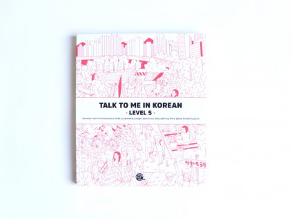Talk to me in Korean 5 textbook