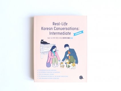 Real-Life Korean Conversations: Intermediate