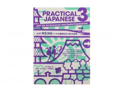 Practical Japanese 3 japonstina N4 N3 kanji