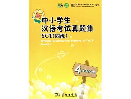Příprava na YCT, test pro mladé, level 4
