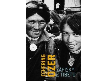 Cchering Özer, Zápisky z Tibetu