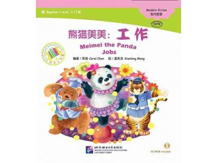 Meimei the Panda: Jobs