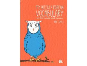 My Weekly Korean Vocabulary