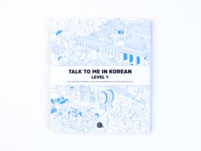Talk to me in Korean 1 textbook