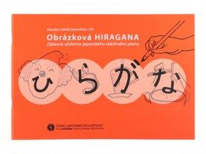 Obrazkova hiragana japonstina pismo