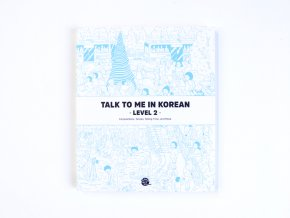 Talk to me in Korean 2 textbook