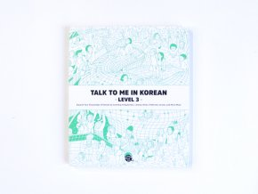 Talk to me in Korean 3 textbook