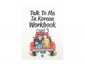 Talk to me in Korean 3  workbook