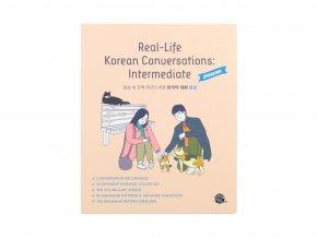 Real-Life Korean Conversations: Intermediate