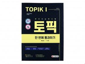 Passing 2021 Korean Proficiency Test TOPIK 1 At Once Korean Certification Study