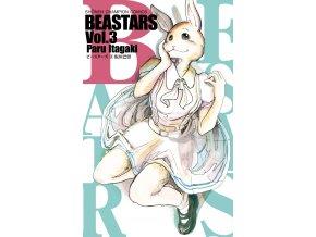 manga beastars 3