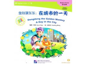 Dongdong the Golden Monkey: A Day in the City