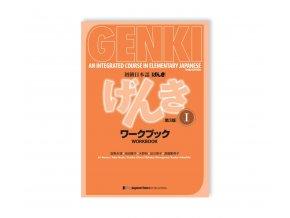 genki workbook I 3rd