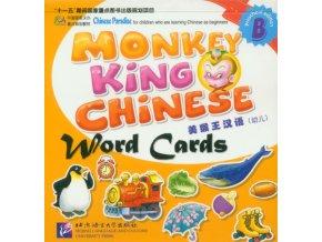 Karty - Monkey King Chinese (Preschool Edition) B