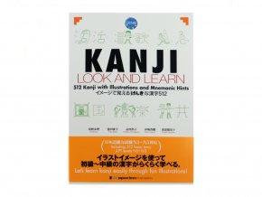 Kanji Look and Learn - Textbook
