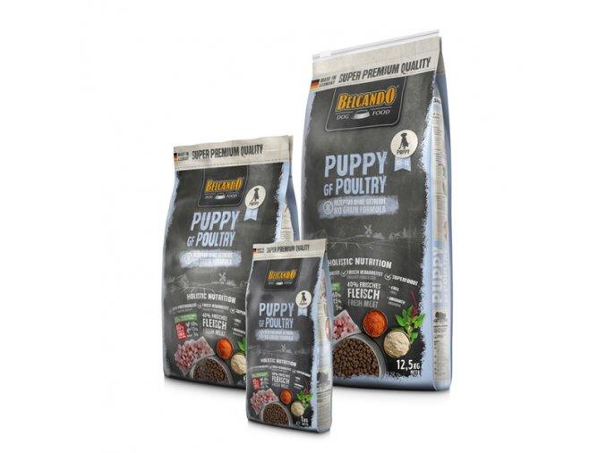 belcando puppy gf poultry