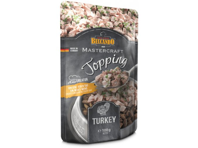 turkey topping