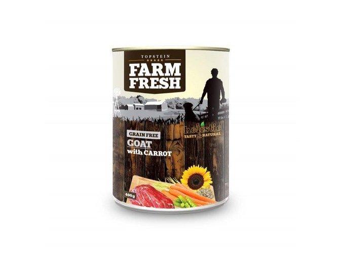konzerva Koza s mrkví