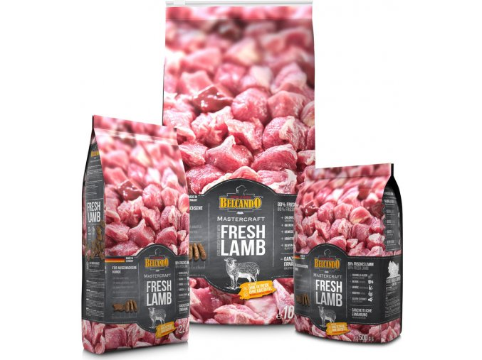 MASTERCRAFT Fresh Lamb 6,2kg