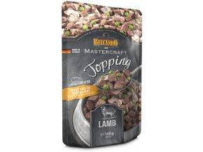 lamb topping