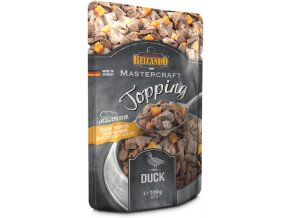 duck topping