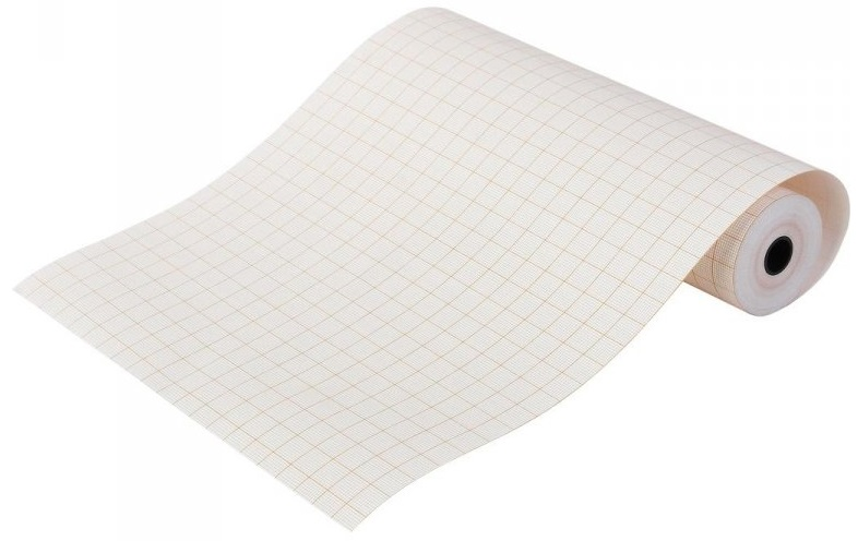 EKG papír