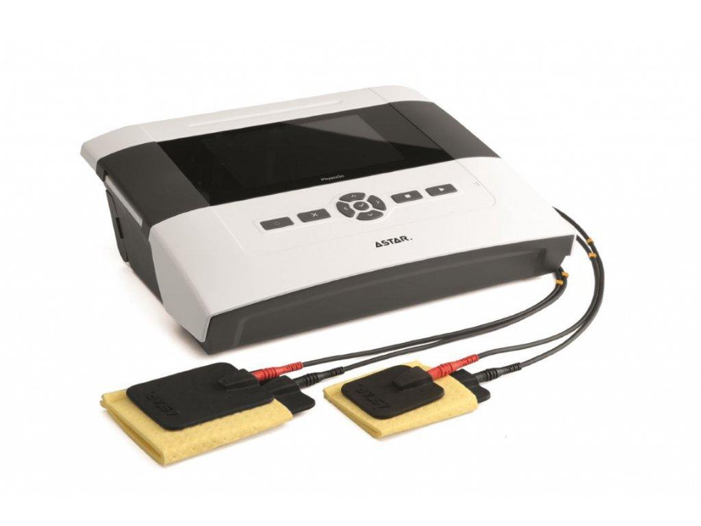 Rehabilitační přístroj PhysioGo 300A + hlavice  4cm2 1/3,5 MHz