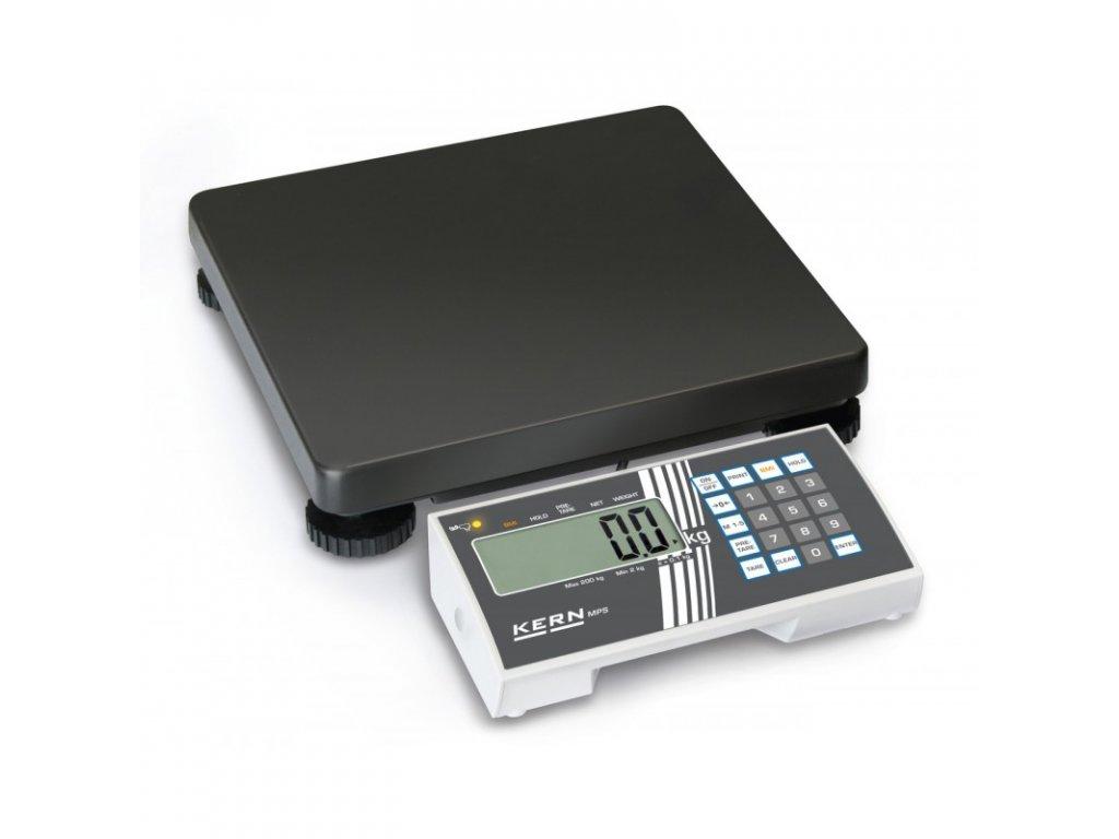 Ověřitelná osobní váha KERN MPS 200K100M