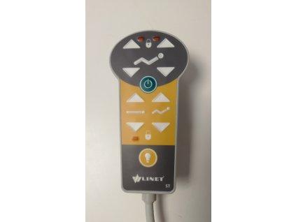 Ovladač LINET podsvětlený S6010209D - dlouhý kabel