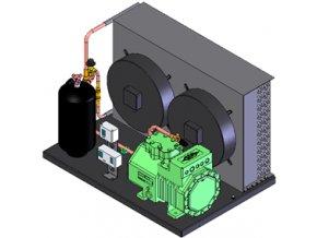 Kondenzačné jednotky CUB small  Bitzer