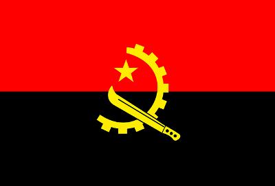Vlajka Angoly