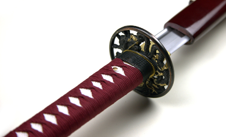Katana RED WARRIOR