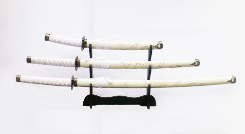 Sada samurajských mečů SOUL OF SAMURAI