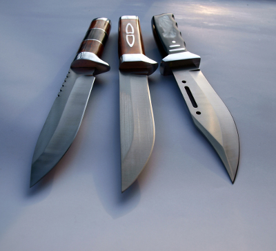Velké lovecké nože