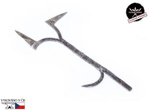 Africký vrhací nůž KPINGA