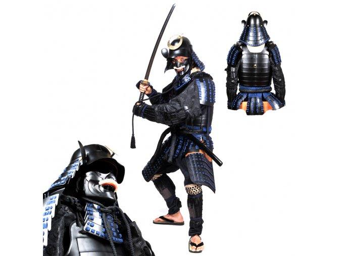 """Samurajská zbroj """"TOSEI-GUSOKU"""" HQ provedení"""