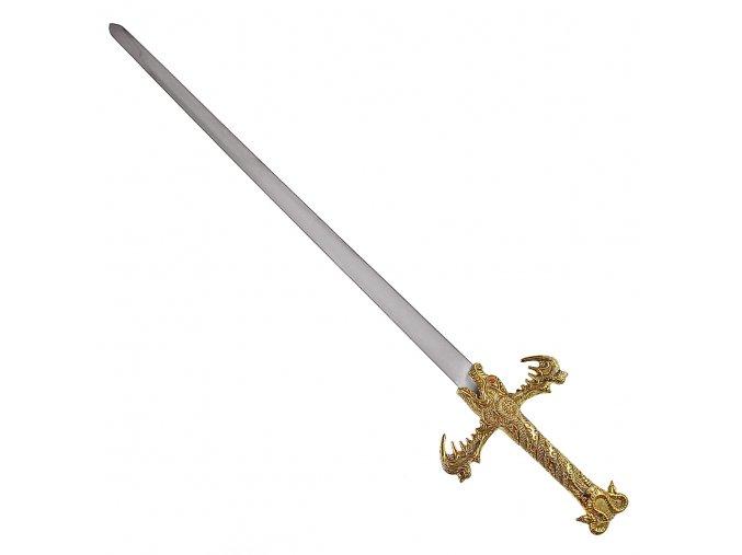 """Fantasy meč """"DRAGONRIDER"""" ocelová replika"""