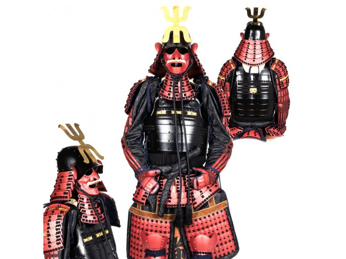 """Samurajská zbroj """"ITA MONO DÓ"""" vysoká kvalita"""