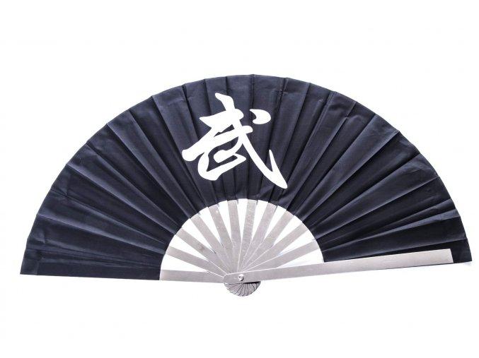 """Ocelový Tai-chi vějíř """"DA SHANZI"""""""
