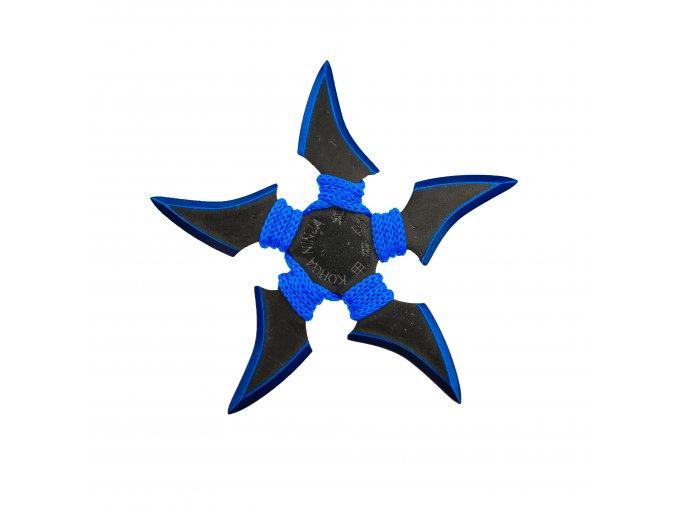 """Vrhací hvězdice """"BLUE DEMON"""""""