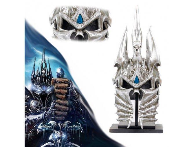 """Helma Krále Lichů """"HELM OF DOMINATION"""" World of Warcraft"""