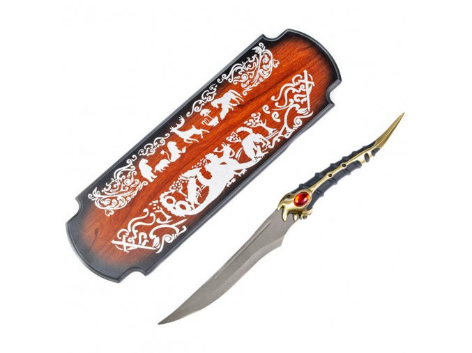 "Valyrijská dýka ""CATSPAW DAGGER"" Game of Thrones"