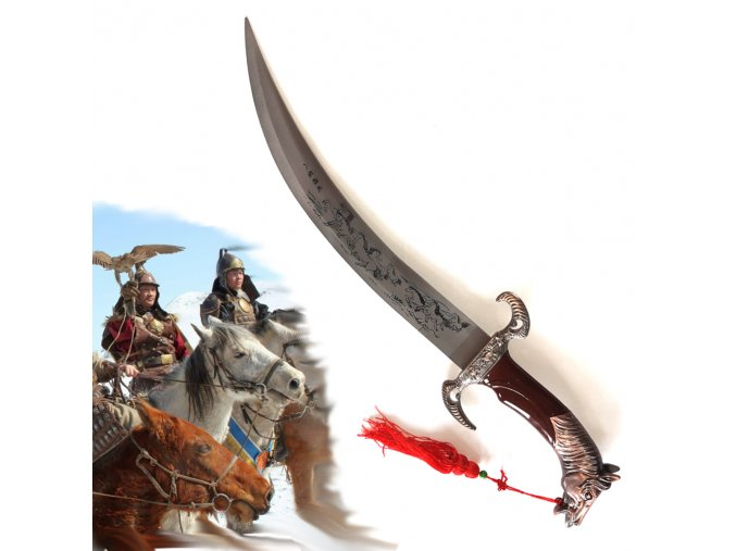 """MONGOL RIDER - WILDE HORSE"""