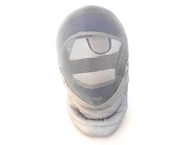 """Tréninková helma """"Knight of Jedi Order"""" pro kontaktní šerm - Bílá"""
