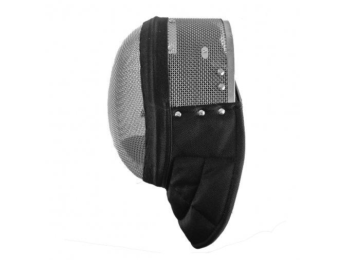 """Tréninková helma """"Sith Apprentice"""" pro kontaktní šerm - Černá"""