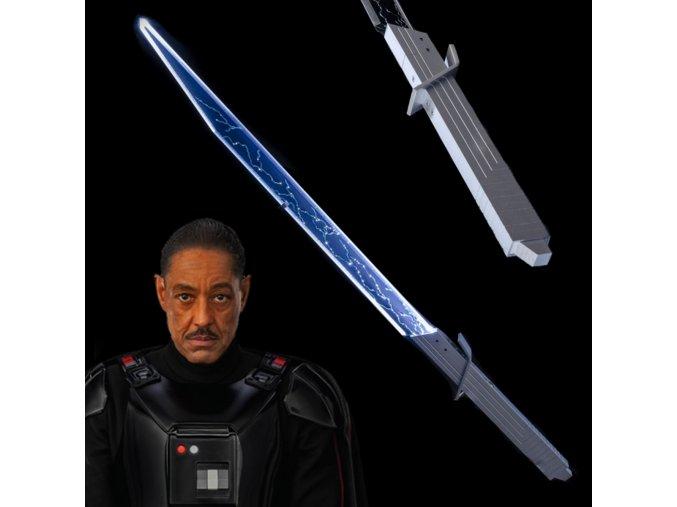 """Černý světelný meč """"DARK SABER"""" Plně kontaktní!"""