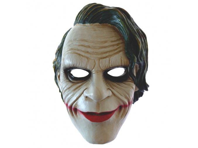 """Filmová maska """"FACE OF JOKER"""" Batman"""