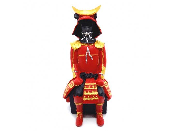 soška samuraj