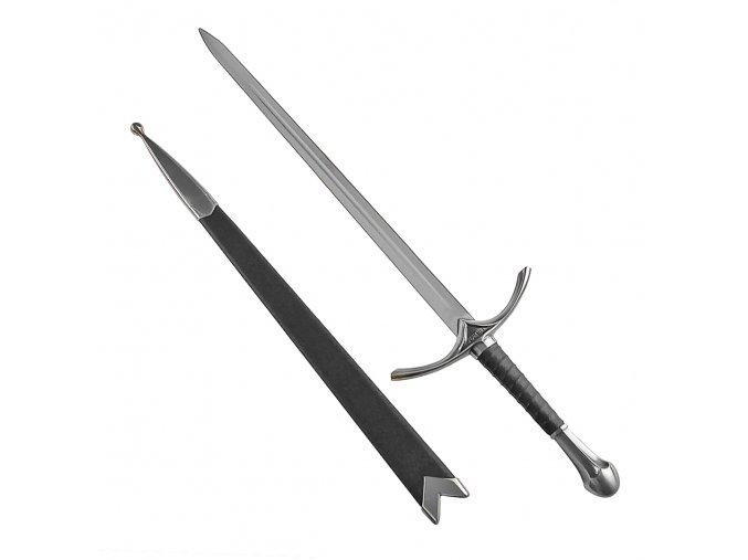 """Gandalfův osobní meč """"GLAMDRING"""" - zmenšená civilní verze;)"""