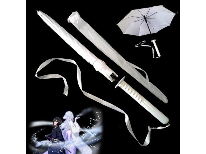 """Stylový deštník """"SOME NO MAI TSUKI SHIRO"""" - BLEACH"""